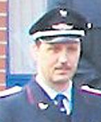 stellvertretender Ortsbrandmeister Andreas Fiegler